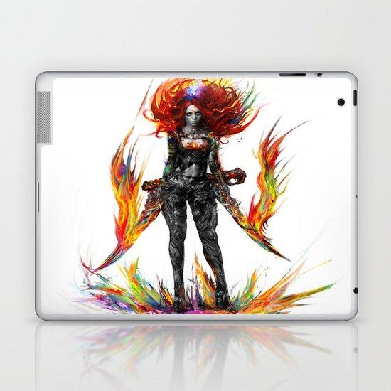 color attack Laptop & iPad Skin