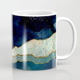 Indigo Sky Coffee Mug