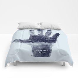 High five world Comforters