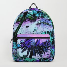 Beach Adventure Backpack