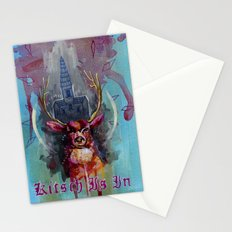 Kitsch Is In Stationery Cards