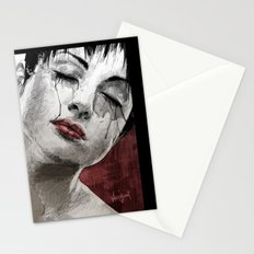 Venom and Tears Stationery Cards