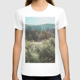 In the Sage - Desert Nature Photography T-shirt