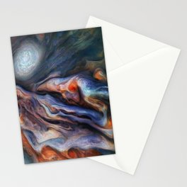 The Art of Nature - Jupiter Close Up Stationery Cards