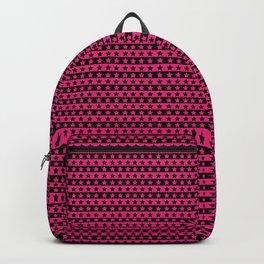 Stripes Stars Cute Pattern Backpack