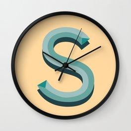 s Wall Clock