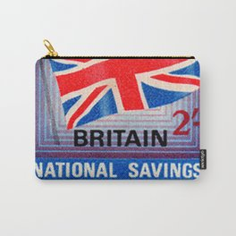 British War Savings Stamps Carry-All Pouch