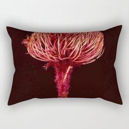 Pink Native Banksia Rectangular Pillow