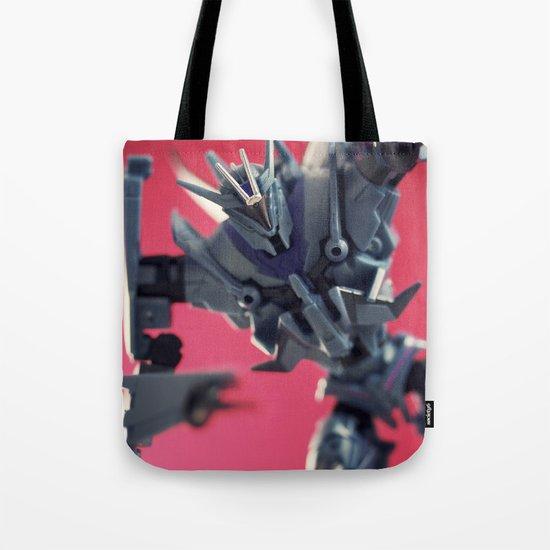 Soundwave Tote Bag