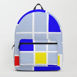 Mondrian #67 Backpack