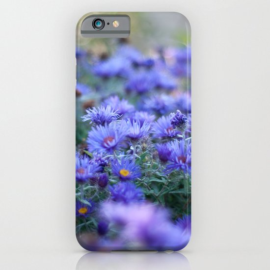 Sea of Asters iPhone & iPod Case