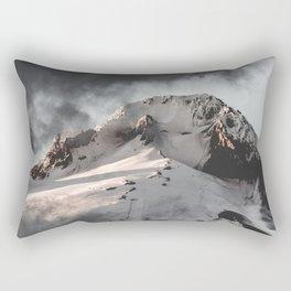 Mountain Moment III Rectangular Pillow