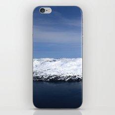 Whitter, Alaska iPhone & iPod Skin