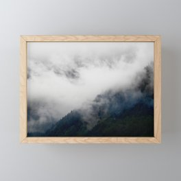 Ether Framed Mini Art Print