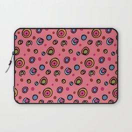 DOTTIE PINK Laptop Sleeve