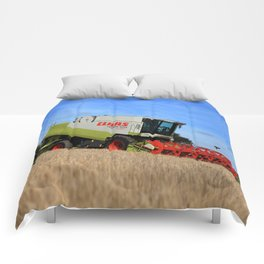 A Touch Of Claas 'Claas Lexion 470' Combine Harvester Comforters