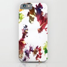 Splatter iPhone 6s Slim Case