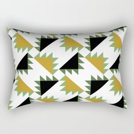 Desert Rose - By SewMoni Rectangular Pillow