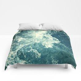 Water III Comforters
