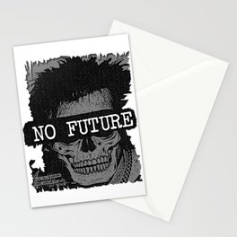 No Future Stationery Cards