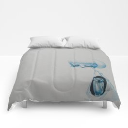 the owl's daughter Comforters