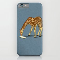 Reading Giraffe Slim Case iPhone 6s