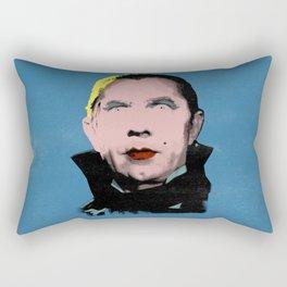 The Dazzling Dracula Rectangular Pillow
