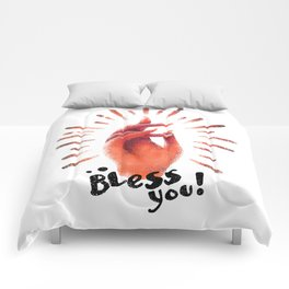 Bless you Comforters