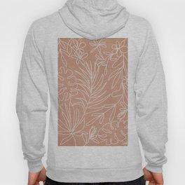 Engraved Tropical Line Hoody