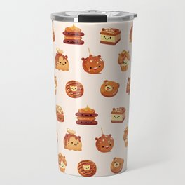 Salted caramel bear Travel Mug
