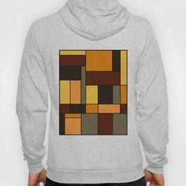 Mondrian Autumn Hoody
