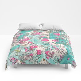 Abstract Love Comforters