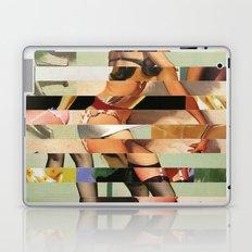 Glitch Pin-Up Redux: Randi Laptop & iPad Skin