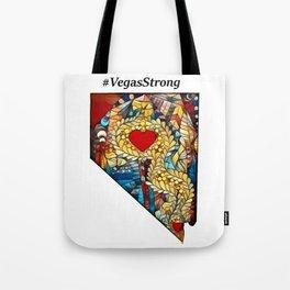 Vegas Strong v4. Tote Bag