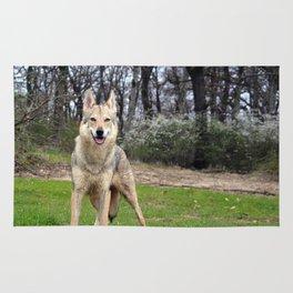 Czech Wolfdog Rug
