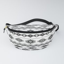 cockatoo (monochrome series) Fanny Pack