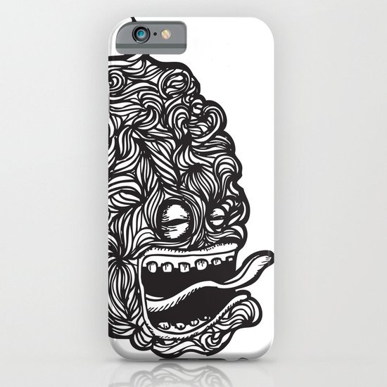 Hairy Smoke Bastard #1 iPhone & iPod Case