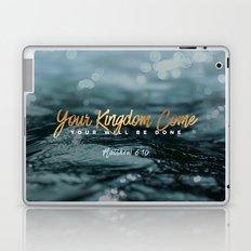 Your Kingdom Come Laptop & iPad Skin