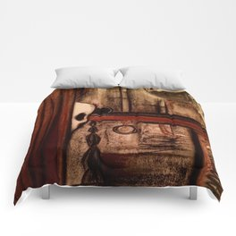 Moby Dick Comforters