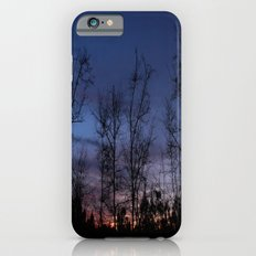 The line between night and day iPhone 6s Slim Case