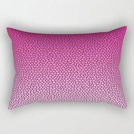Reptile Texture Pattern Rectangular Pillow
