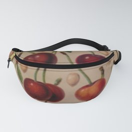 Botanical Cherries Fanny Pack