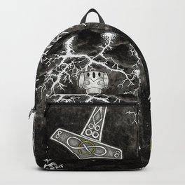 Inktober 2018 Thunder Mjölnir Backpack
