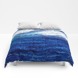 Cotton Candy Ocean Comforters