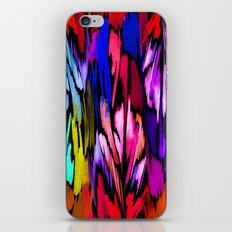 Feather Rainbow iPhone & iPod Skin