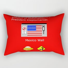 99% of Americans Rectangular Pillow
