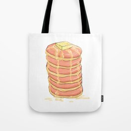 PANCAKES WITH HONEY Tote Bag