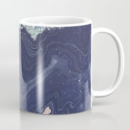 Fluid No. 11 - Geode Coffee Mug