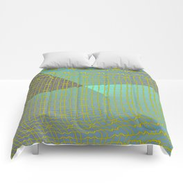 Another deformed pattern ... Comforters