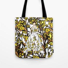 Audrey 12 Tote Bag